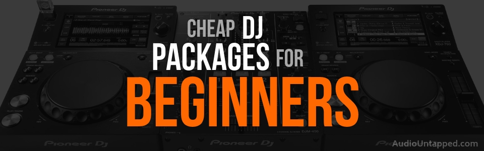 Cheap Dj Equipment Packages for Beginners